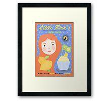Little Bird's  Framed Print