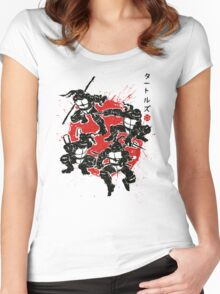 Mutant Warriors Women's Fitted Scoop T-Shirt