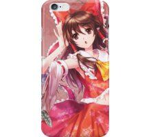 Touhou - Reimu iPhone Case/Skin