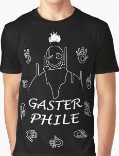 Gasterphile (Version 2) Graphic T-Shirt