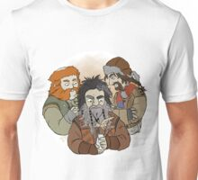 Bifur and Bofur and Bombur Unisex T-Shirt