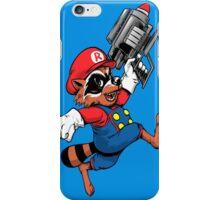 Super Raccoon iPhone Case/Skin