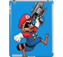 Super Raccoon iPad Case/Skin
