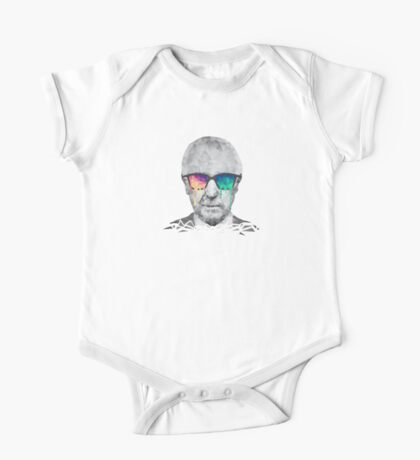 Albert Hofmann - Psychedelic Polygon Crystalised Portrait Kids Clothes