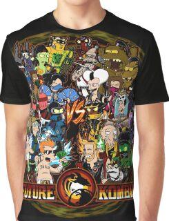 Future Kombat Graphic T-Shirt