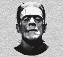 Frankenstein by princessbedelia