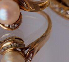 Pearl Ring Sticker