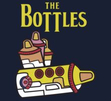 The Bottles  Kids Tee