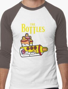 The Bottles  Men's Baseball ¾ T-Shirt