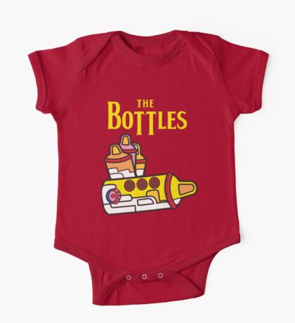 The Bottles  One Piece - Short Sleeve