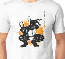 Nunchaku Warrior Unisex T-Shirt
