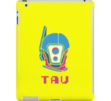 Trippy Tau! iPad Case/Skin