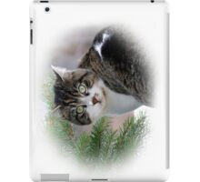 Hazel Eyes and Pine iPad Case/Skin