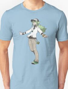Pokemon Black and White - Trainer N T-Shirt