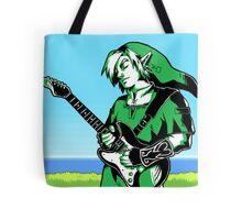 The Legend of Zelda - Guitar Link Tote Bag