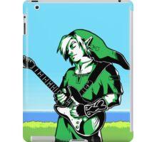 The Legend of Zelda - Guitar Link iPad Case/Skin