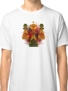 Chess Mate Number Five Classic T-Shirt