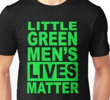LITTLE GREEN MENS LIVES MATTER 1 Unisex T-Shirt