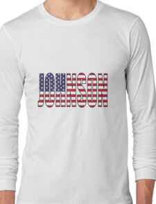Johnson (USA) Long Sleeve T-Shirt