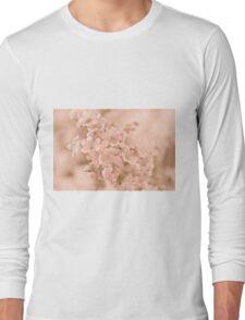 Valarian Blossoms Macro Long Sleeve T-Shirt