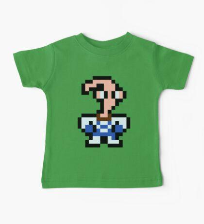 Pixel Earthworm Jim Baby Tee