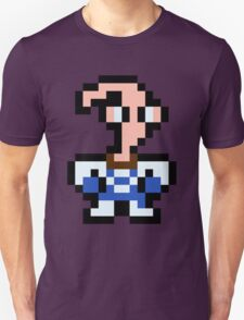 Pixel Earthworm Jim Unisex T-Shirt