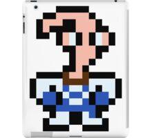 Pixel Earthworm Jim iPad Case/Skin