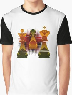 Chess Mate Number Ten Graphic T-Shirt