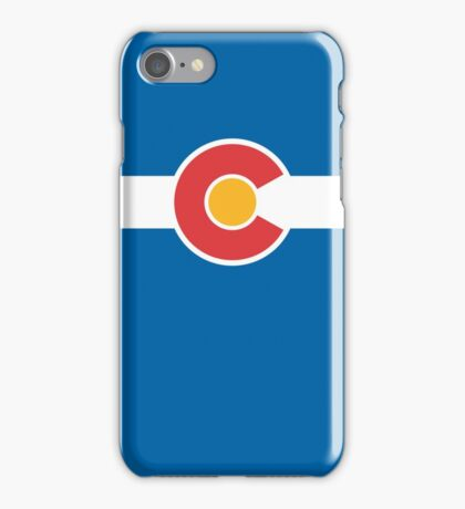Colorado iPhone Case/Skin
