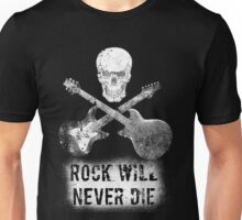Long live rock n roll Unisex T-Shirt