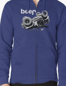 """Funny """"beer"""" 4x4  T-Shirt"""