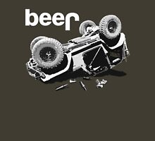 "Funny ""beer"" 4x4  Unisex T-Shirt"