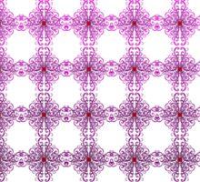 Fade to Purple Sticker