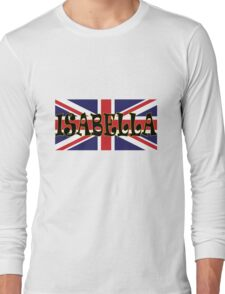 Isabella (UK) Long Sleeve T-Shirt