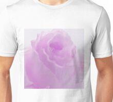 Pink Lisianthus Macro  Unisex T-Shirt