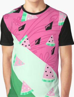 Watermelon Explosion! Graphic T-Shirt