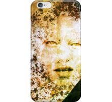 The Face Of Death iPhone Case/Skin