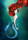 Little Mermaid by Annya Kai