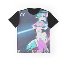 Melonas - 80s girl Graphic T-Shirt