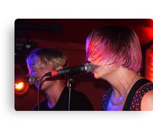 Max and Cole Becker SWMRS Canvas Print