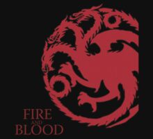 Fire and blood by Arrow310
