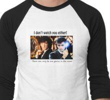 Great Minds!  think alike Men's Baseball ¾ T-Shirt