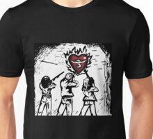 Heartbreak x 3 Unisex T-Shirt