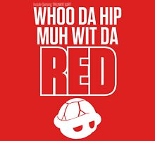 Inside Gaming: WHOO DA HIP MUH WIT DA RED Unisex T-Shirt