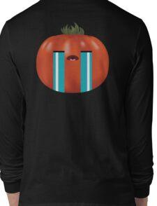 Emotional Heirloom Tomato Long Sleeve T-Shirt