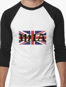 Mia (UK) Men's Baseball ¾ T-Shirt