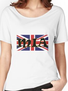 Mia (UK) Women's Relaxed Fit T-Shirt