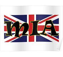 Mia (UK) Poster