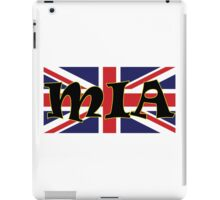 Mia (UK) iPad Case/Skin