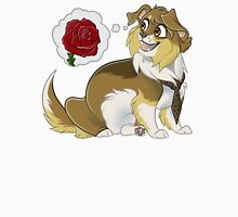 Doge!Ten and (a) Rose Unisex T-Shirt